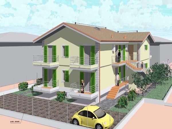 vendita appartamento massa   300000 euro  3 locali  80 mq