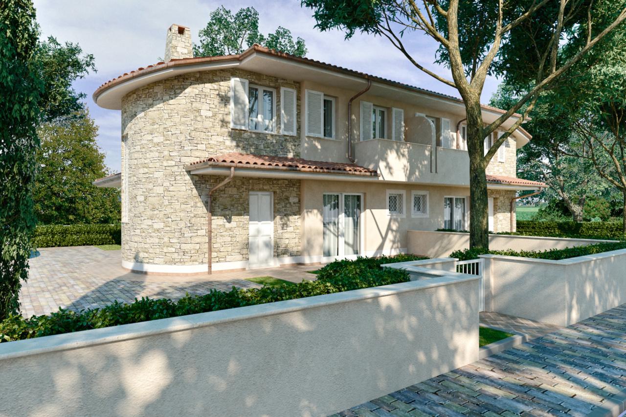 Villa in vendita a Pontedera, 4 locali, prezzo € 195.000 | Cambio Casa.it