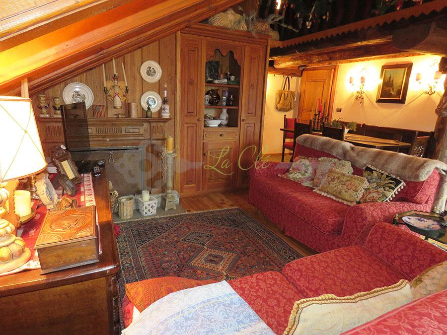 Bilocale Courmayeur Via Val Sapin 2