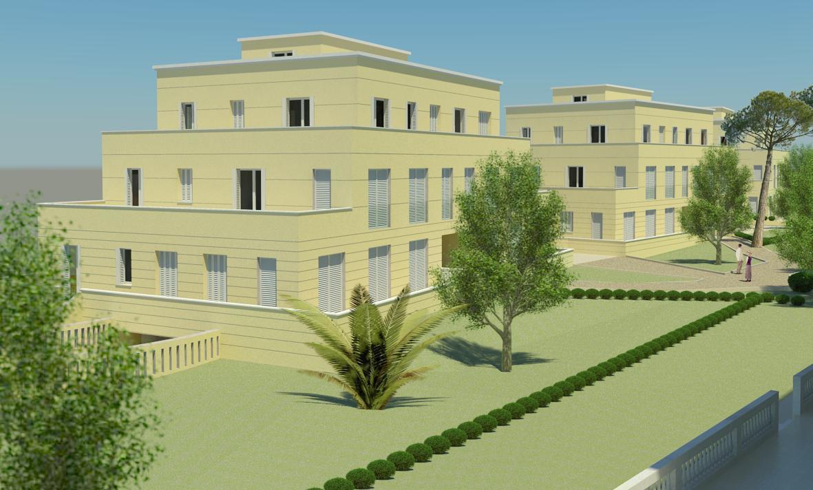 Attico / Mansarda in vendita a Livorno, 4 locali, prezzo € 1.150.000 | Cambio Casa.it