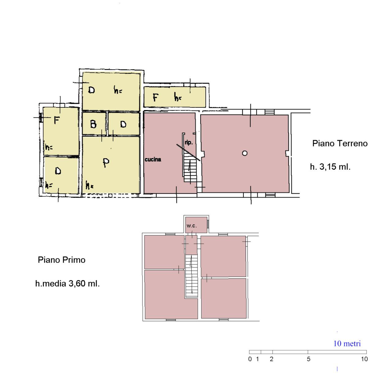Rustico / Casale in vendita a Cascina, 9999 locali, prezzo € 270.000 | Cambio Casa.it