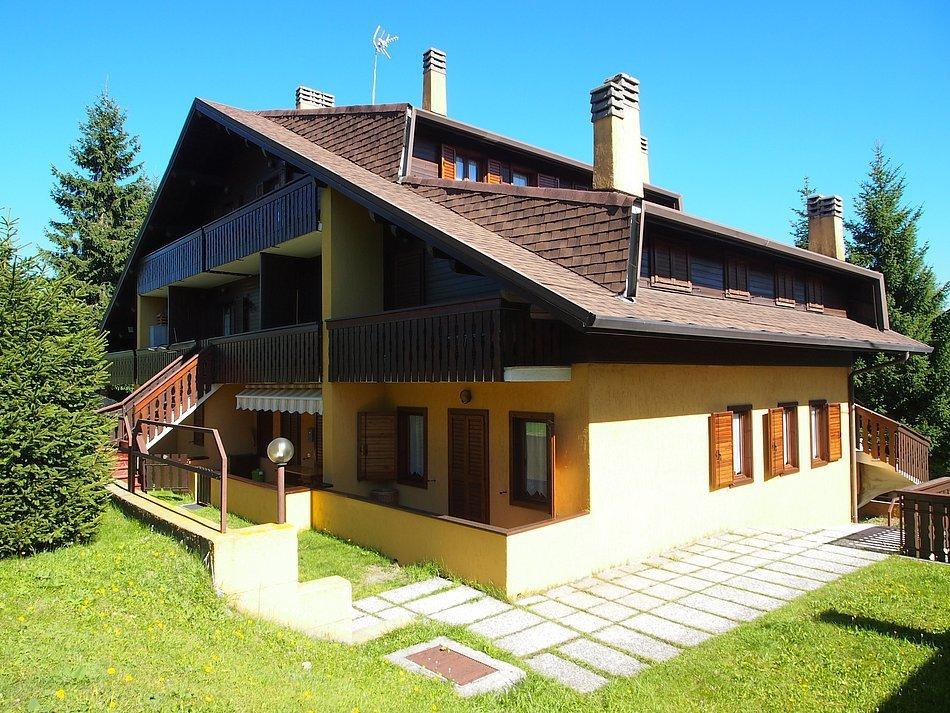 Bilocale Roana Via Monte Lemerle  244 2