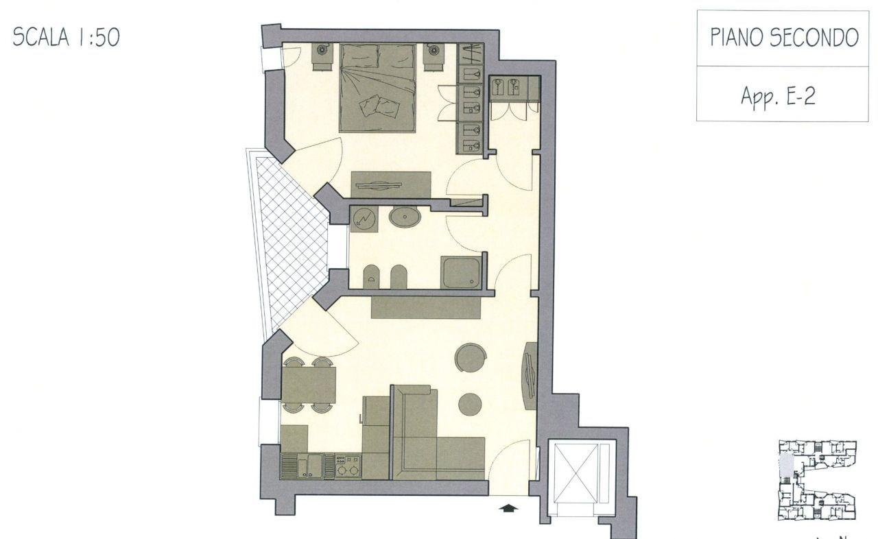 Appartamento, 63 Mq, Vendita - Minerbio