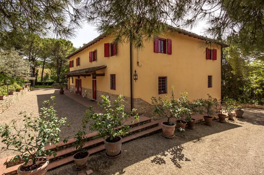 Rustico / Casale in vendita a Firenze, 14 locali, prezzo € 1.200.000 | Cambio Casa.it