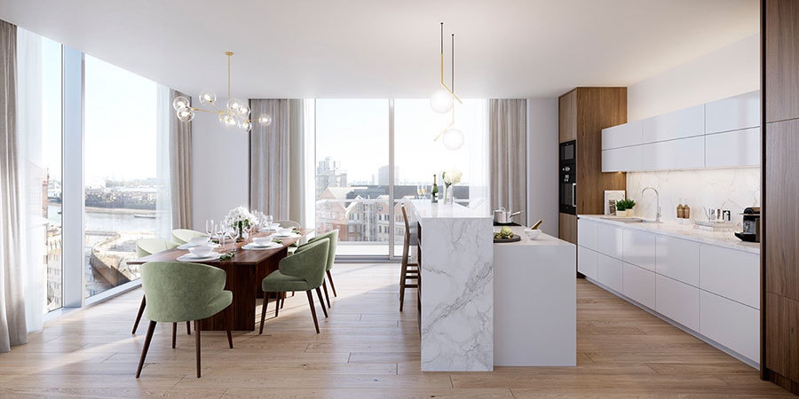 Apartment, 70 Mq, Rent/Transfer - Cogorno