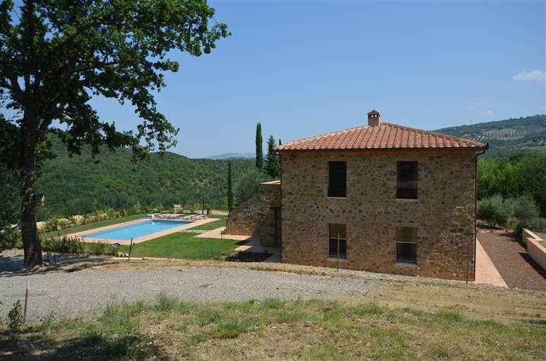 Rustico / Casale in vendita a Montalcino, 15 locali, prezzo € 1.050.000 | Cambio Casa.it