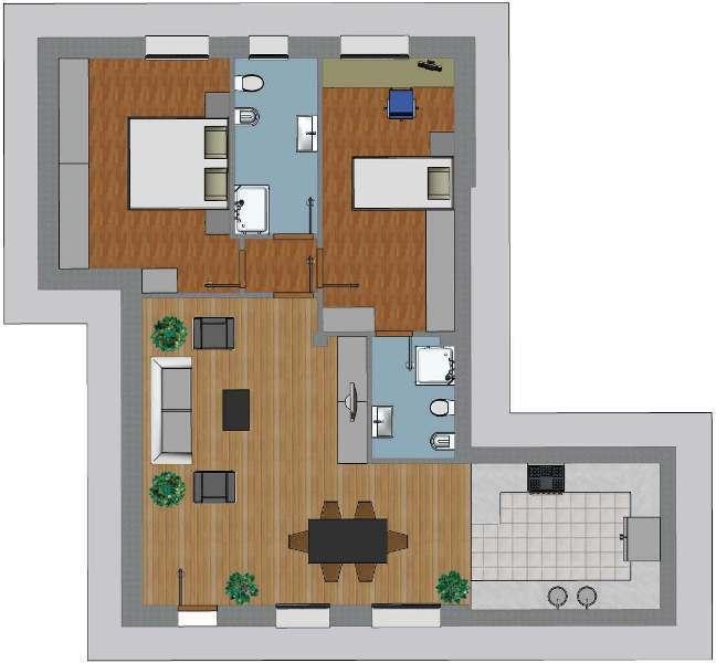 Appartamento, 117 Mq, Vendita - San Pietro In Casale