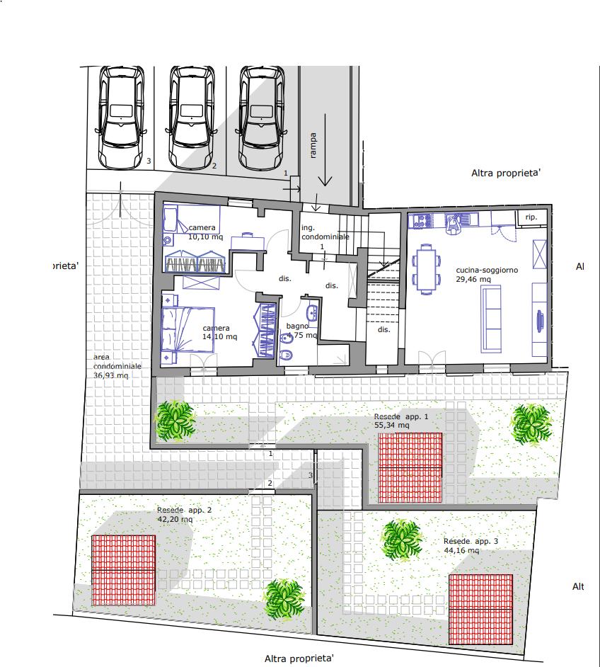 Appartamento in vendita, rif. M1436