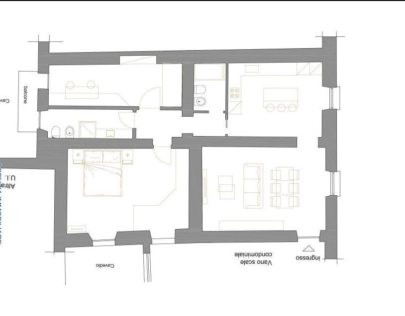 vendita appartamento sarzana   245000 euro  4 locali  110 mq