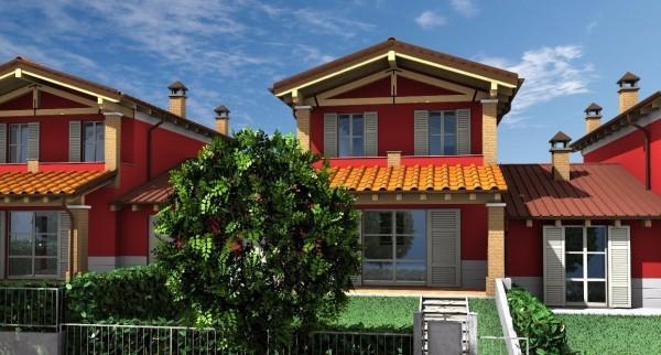Villa a Schiera in Vendita a Medesano