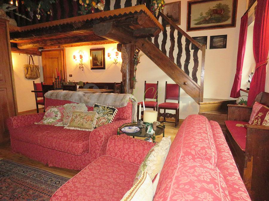Bilocale Courmayeur Via Val Sapin 3