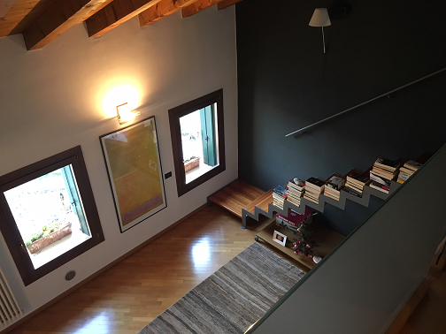 mansarda sottotetto soffitta solaio vendita zugliano di metri quadrati 95 prezzo 130000 rif 2770