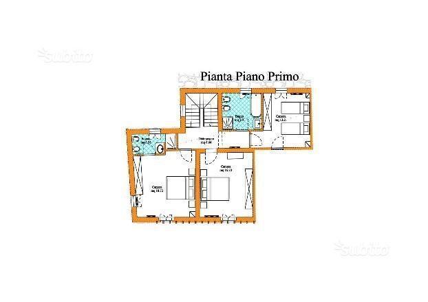 Villa in affitto a Vicopisano, 6 locali, prezzo € 1.200 | Cambio Casa.it