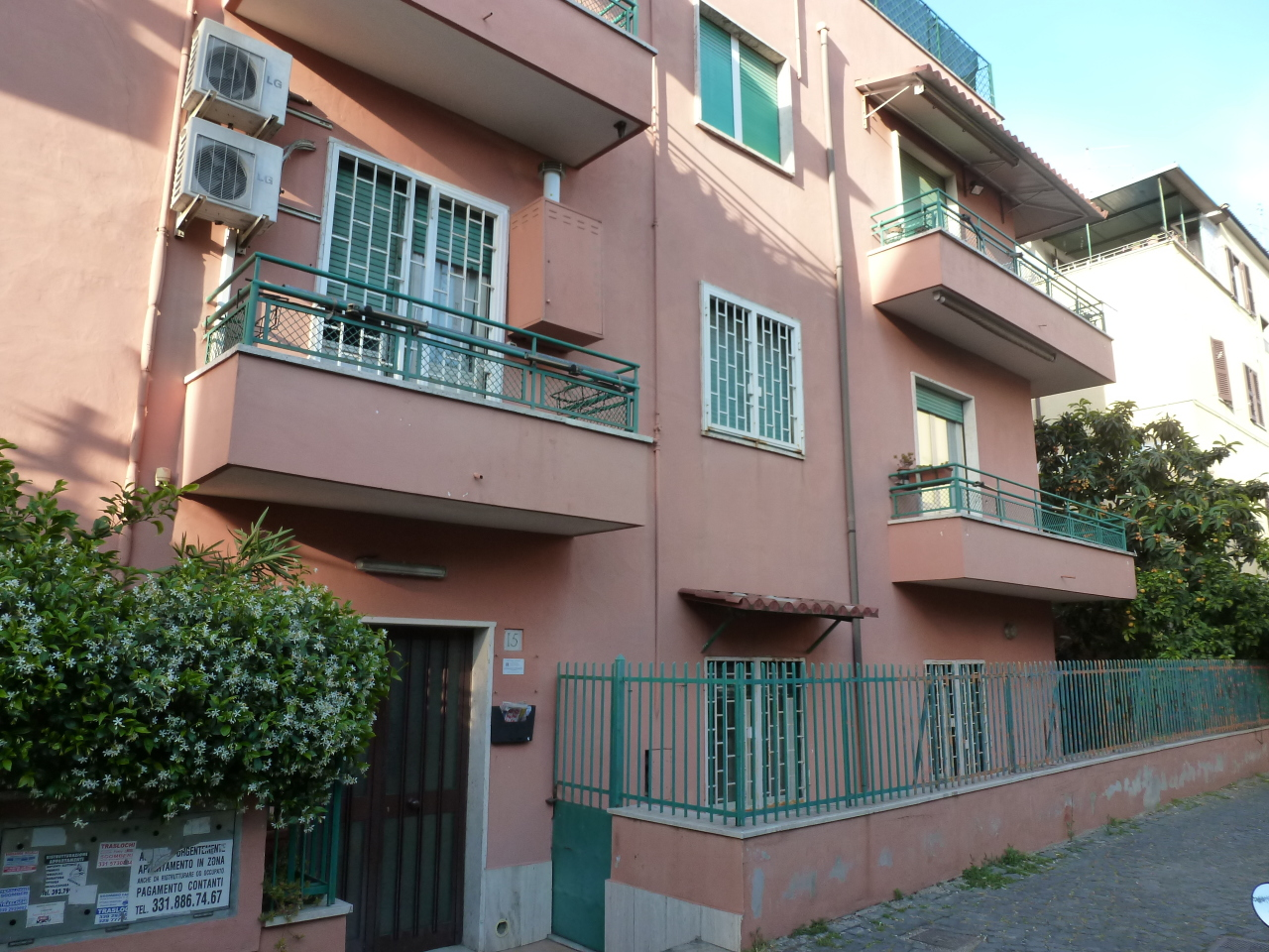 Casa roma appartamenti e case in vendita for Appartamenti vendita roma