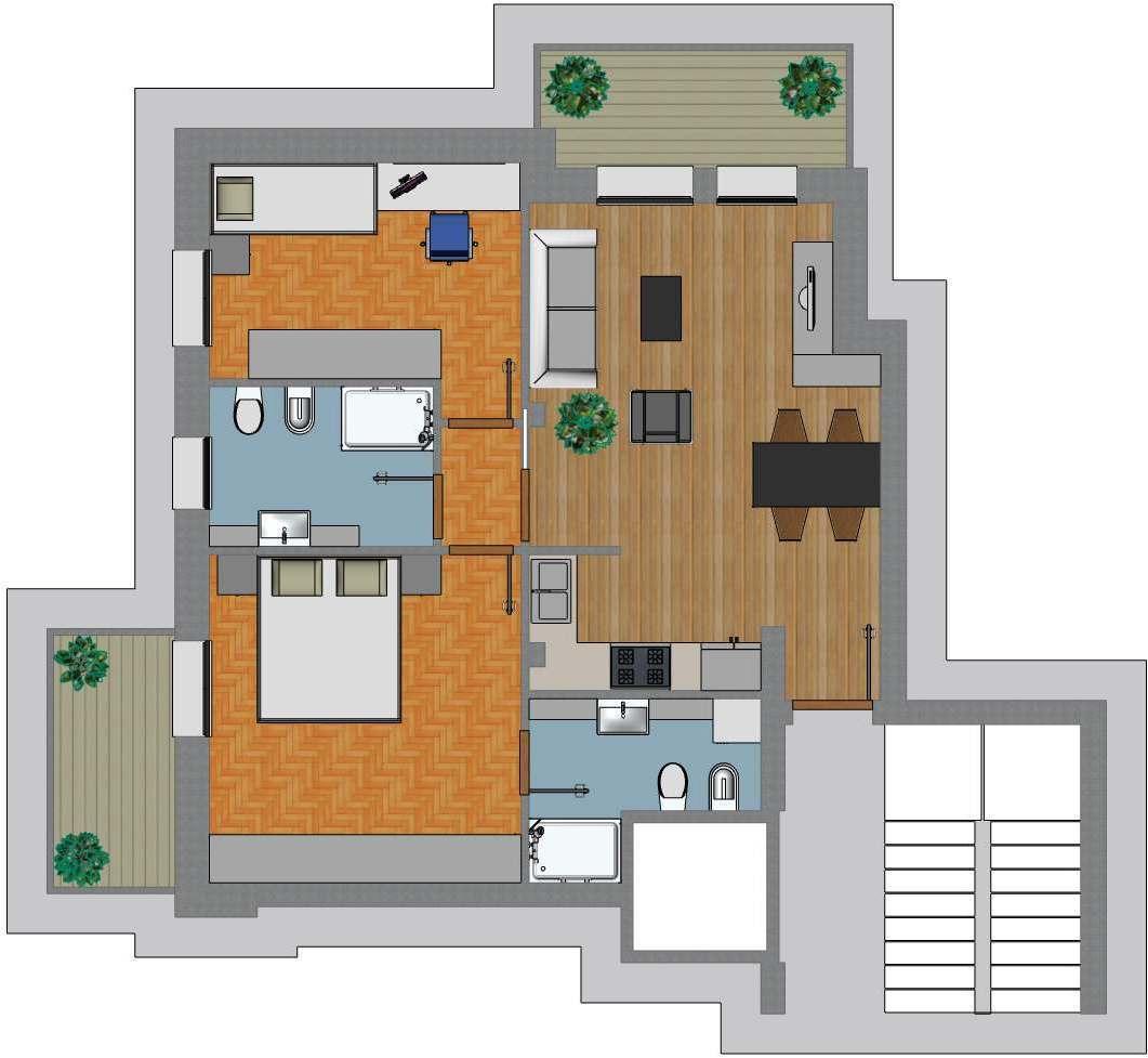 Appartamento, 92 Mq, Vendita - San Pietro In Casale