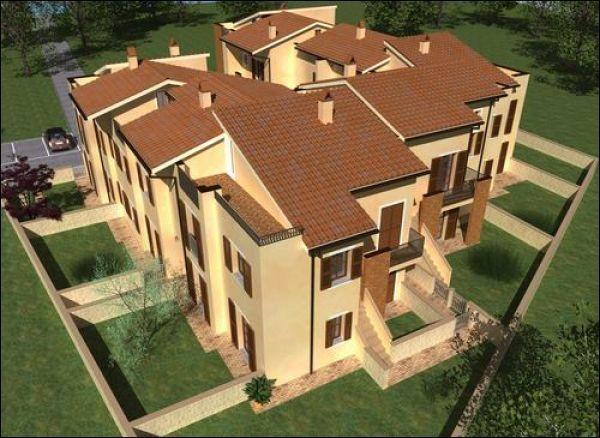 Appartamento in vendita a Cascina, 4 locali, prezzo € 156.000 | Cambio Casa.it