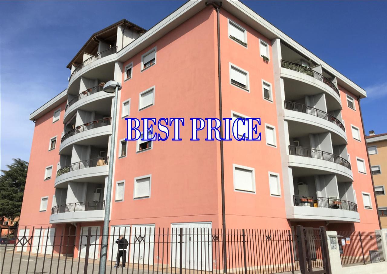 Appartamento trilocale in vendita a Anagni (FR)