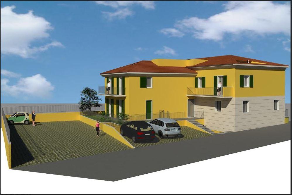 vendita appartamento castelnuovo magra   170000 euro  3 locali  67 mq