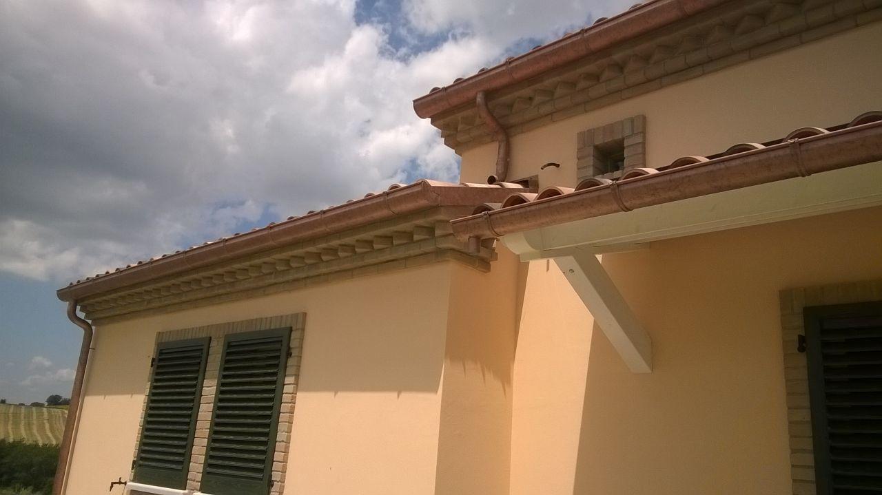 Soluzione Indipendente in vendita a Maiolati Spontini, 5 locali, prezzo € 250.000   Cambio Casa.it