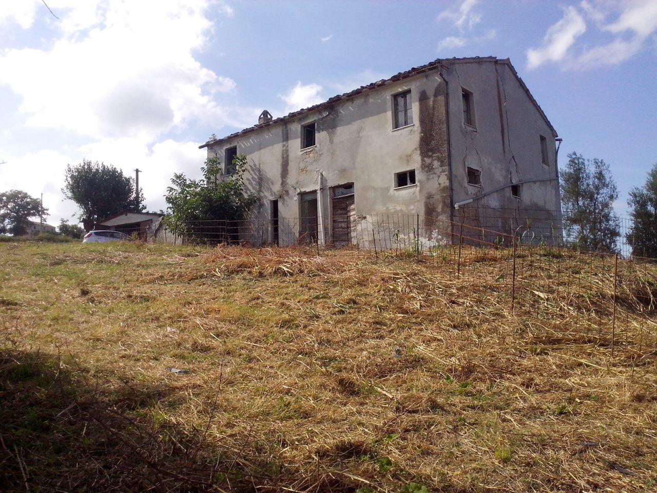 Casale Rustico In Vendita A Staffolo Ancona Rif F5058