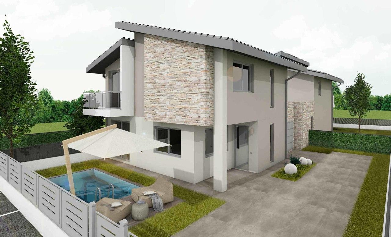 Casa indipendente in vendita a Lonato Del Garda (BS)