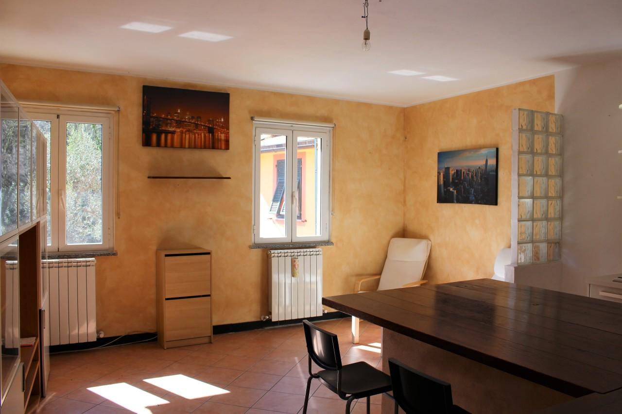 Soluzione Semindipendente in affitto a Avegno, 2 locali, prezzo € 430 | CambioCasa.it