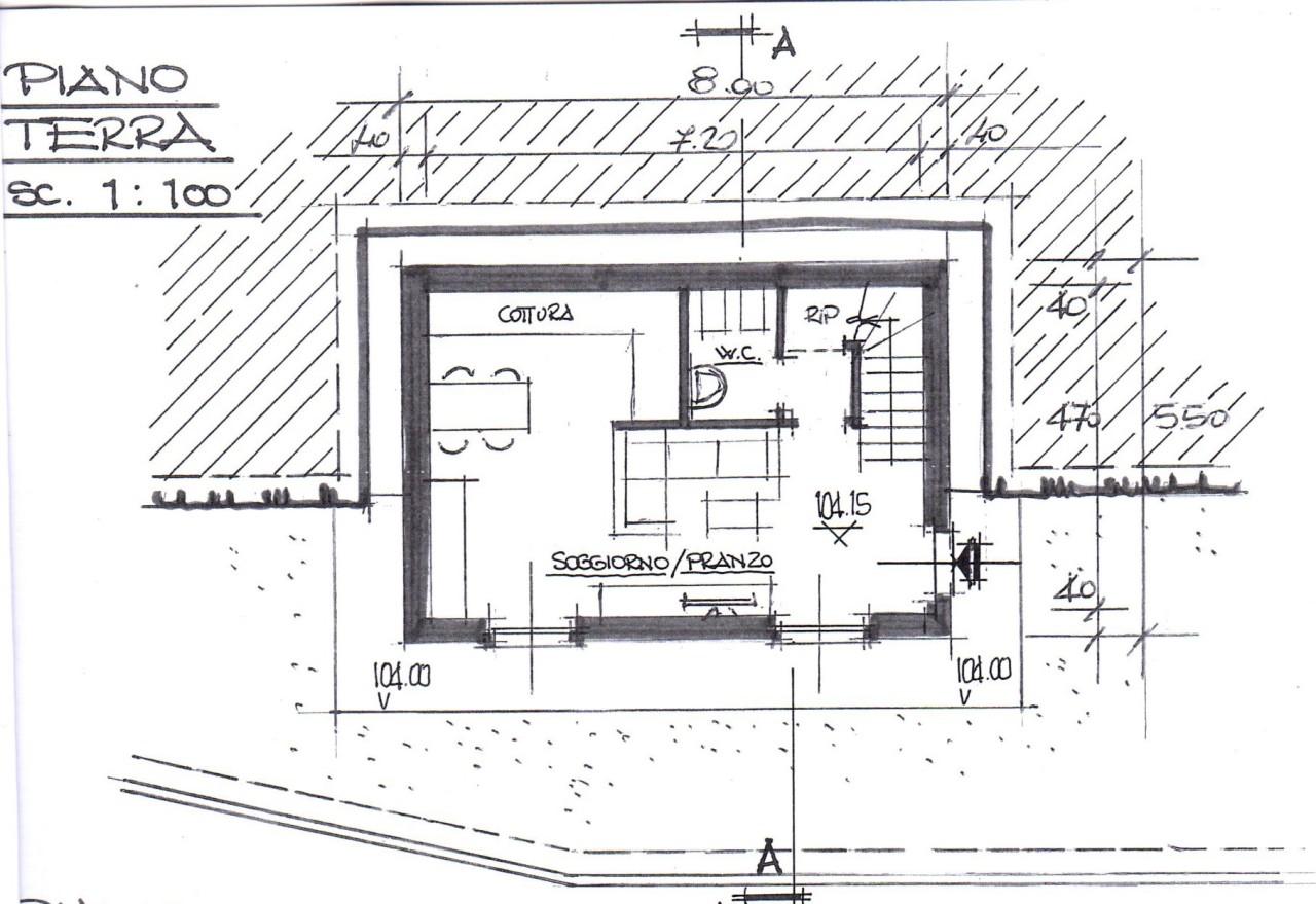 Terreno in vendita indirizzo su richiesta Avegno