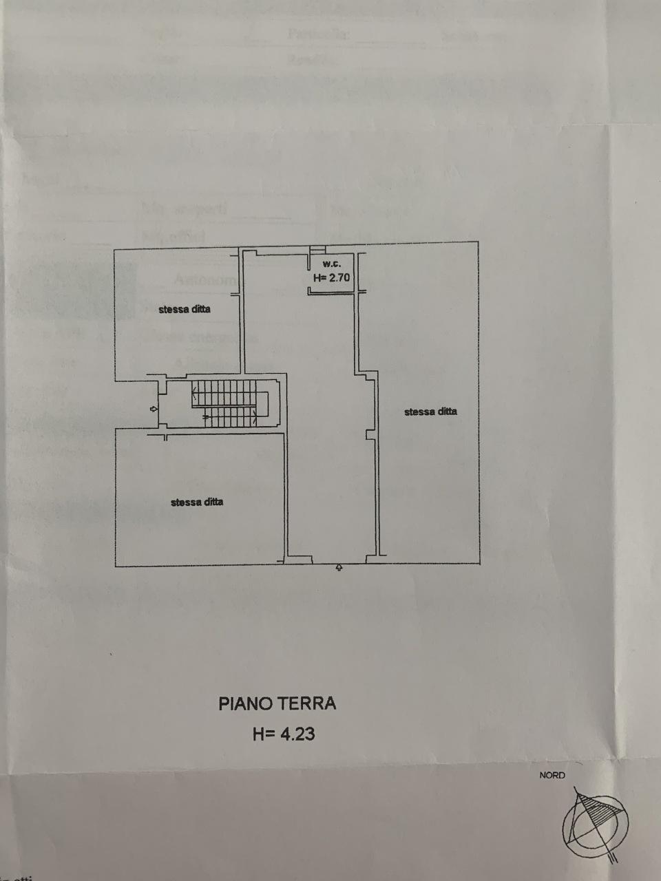 Fondo commerciale in affitto a Francavilla Al Mare (CH)