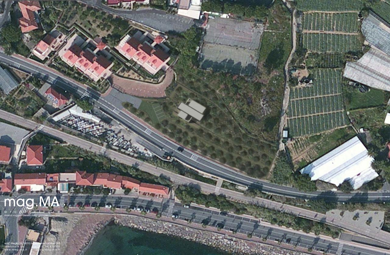Bilocale Santo Stefano al Mare Via Aurelia 7