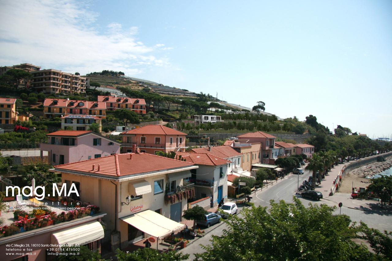 Bilocale Santo Stefano al Mare Via Aurelia 4