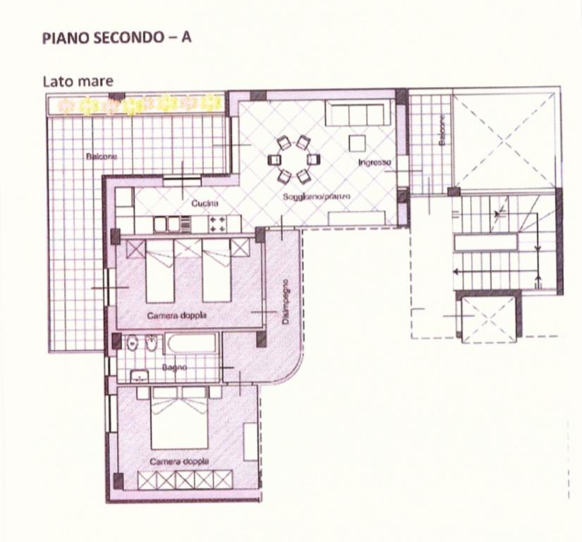 Bilocale Polignano a Mare S. Vito 9