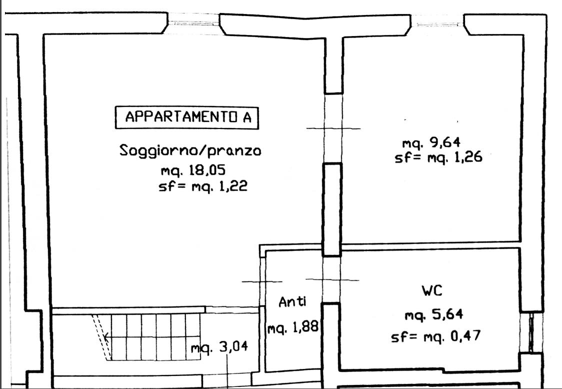Open Space in vendita, rif. L067