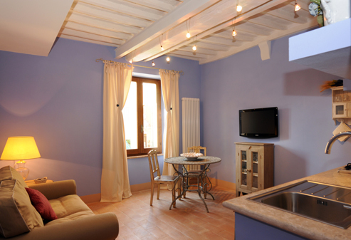 Appartamento in Vendita a San Quirico d'Orcia