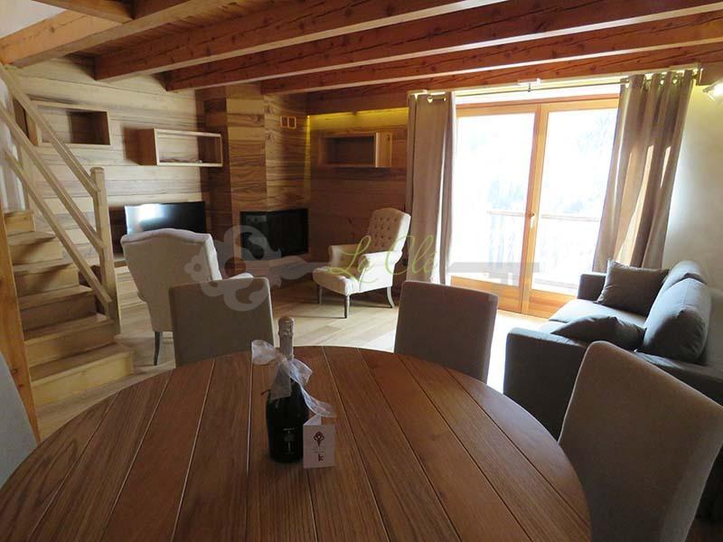 Appartamento in affitto a Courmayeur (AO)