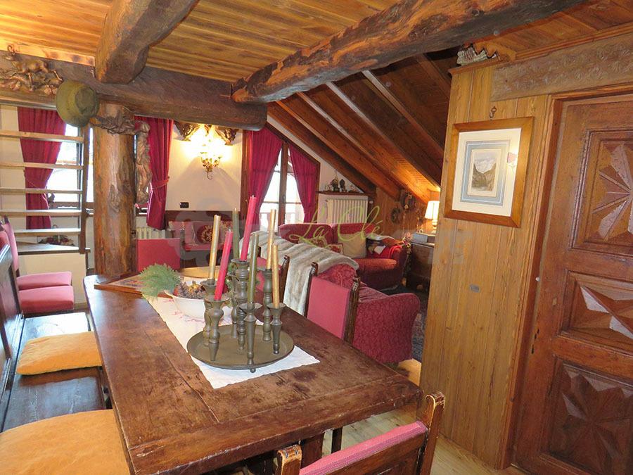 Bilocale Courmayeur Via Val Sapin 4