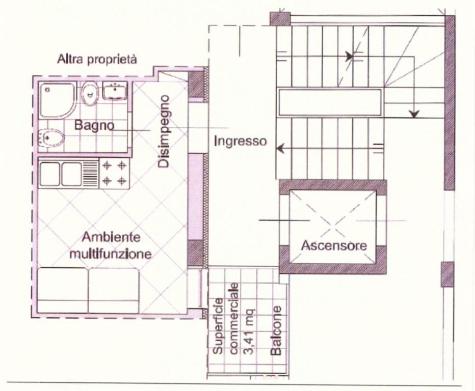 Bilocale Polignano a Mare S. Vito 10