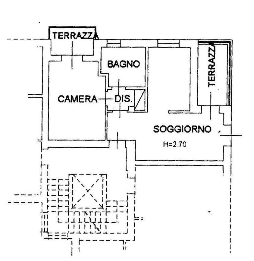 Bilocale Cento Via G. Paisiello 4