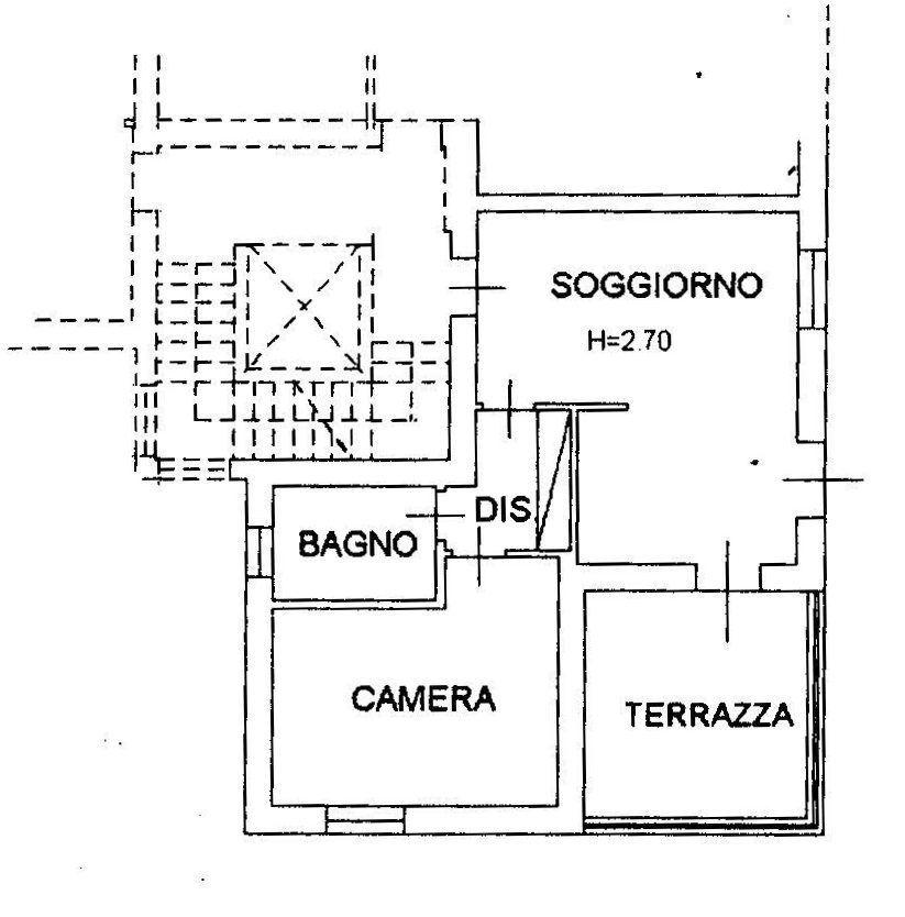 Bilocale Cento Via G. Paisiello 3