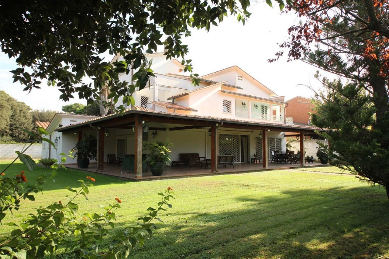Villa in vendita a Fiumicino, 12 locali, prezzo € 1.800.000 | CambioCasa.it