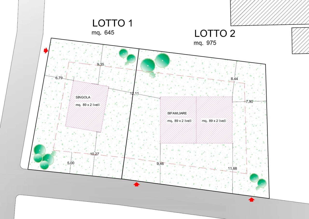 Terreno edificabile in vendita a Monticelli Brusati (BS)