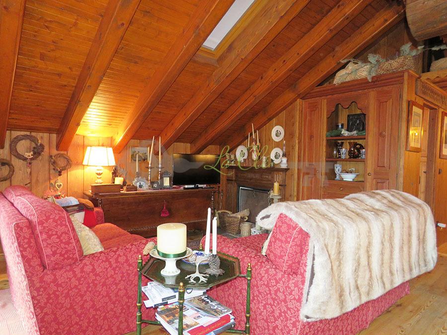 Bilocale Courmayeur Via Val Sapin 1