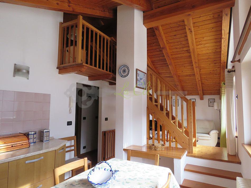 Appartamento in affitto a Palleusieux, Pré-saint-didier (AO)