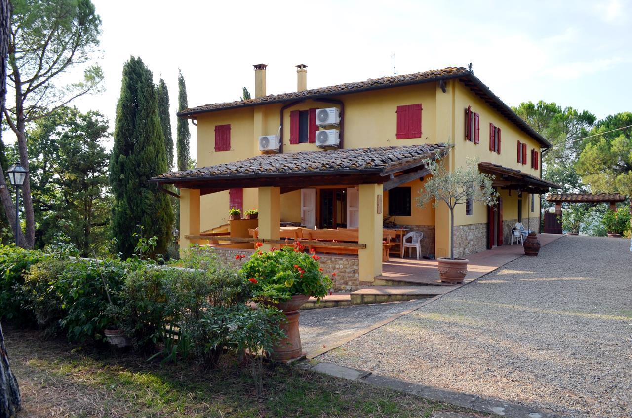 Villa in vendita a Montespertoli, 10 locali, prezzo € 1.100.000 | Cambio Casa.it