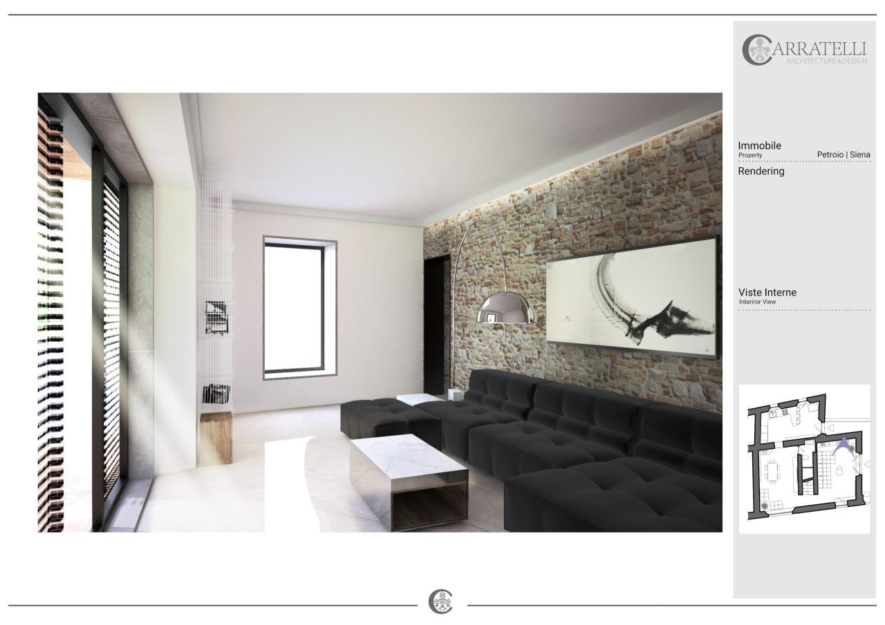 Appartamento in Vendita a Trequanda