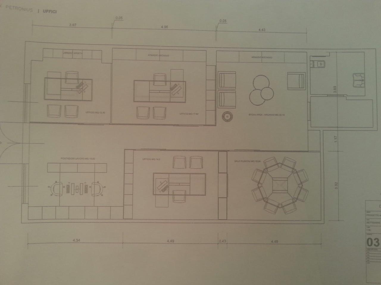 Ufficio / Studio in affitto a Cascina, 6 locali, prezzo € 1.250 | Cambio Casa.it