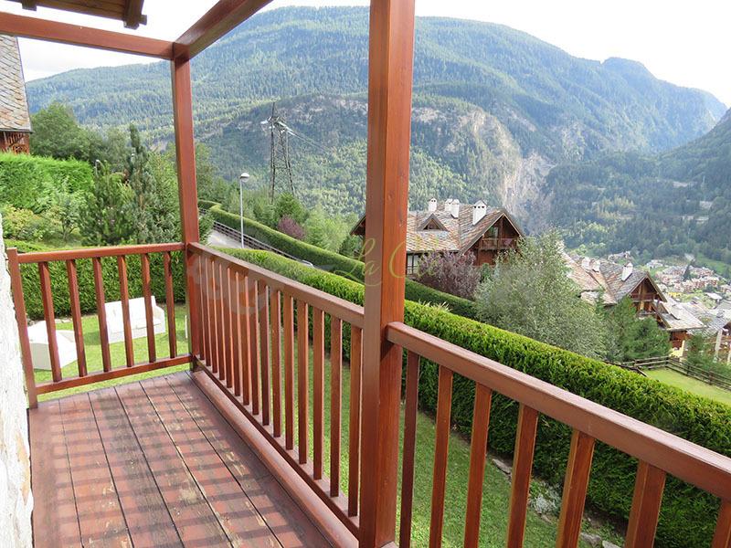 Bilocale Prè Saint Didier Palleusieux, Route Mont Blanc 10