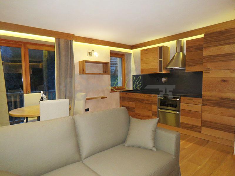 Appartamento in affitto a Verrand, Pré-saint-didier (AO)