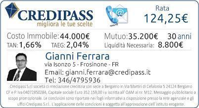 Bilocale Segni Via Della Torre 10