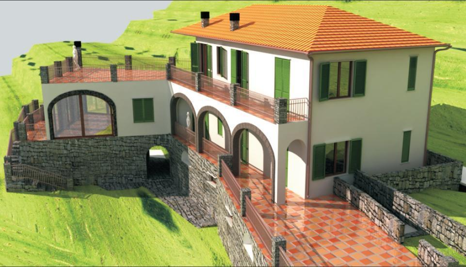Terreno Edificabile Residenziale in vendita a Avegno, 5 locali, prezzo € 98.000 | Cambio Casa.it