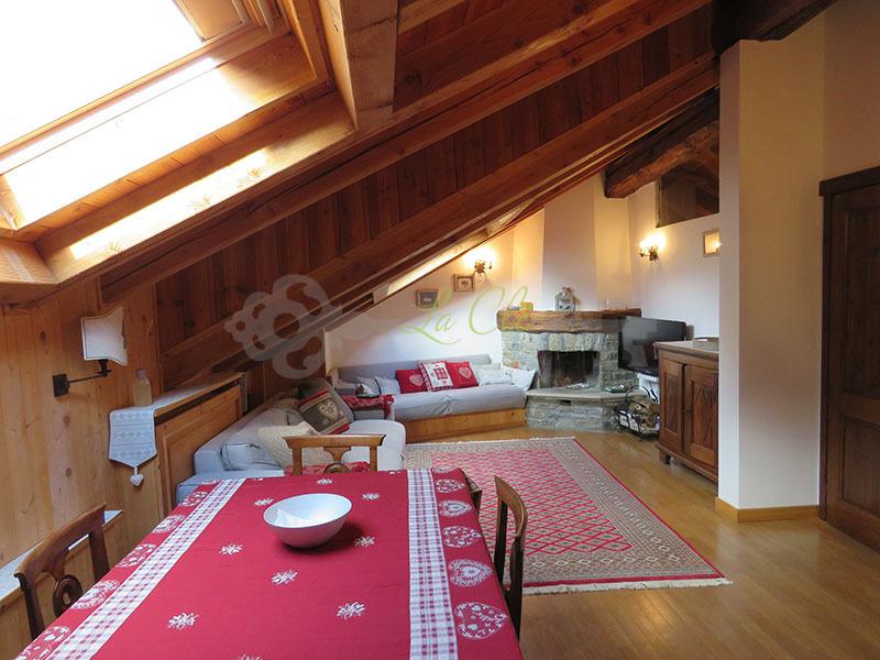 Appartamento in vendita a Courmayeur (AO)
